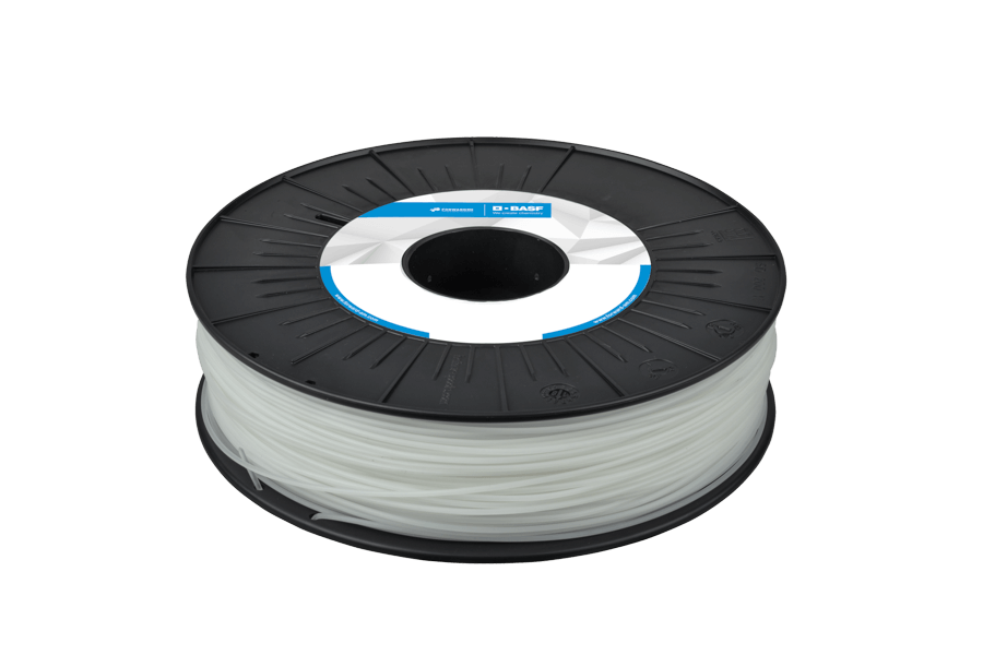 BASF | Ultrafuse® Natural Nylon (PA) - 1.75mm - 750g - Shop3D.ca