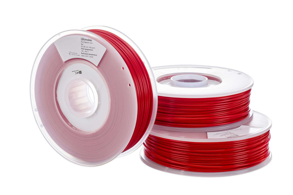 Ultimaker taste the Rainbow Sampler Pack (6 Spools)