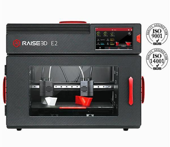 Raise3D E2 IDEX 3D Printer (Pre-order)