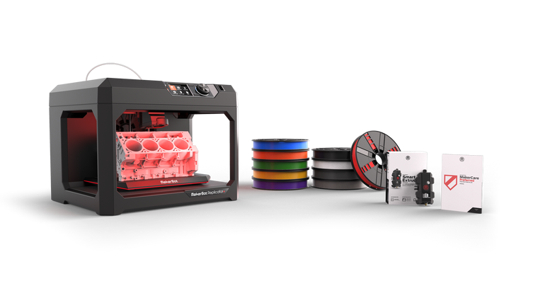 Makerbot Replicator+ Essential Starter Kit