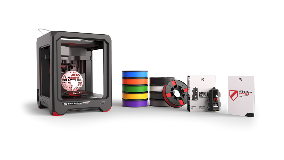 Makerbot Replicator Mini+Essential Starter Kit