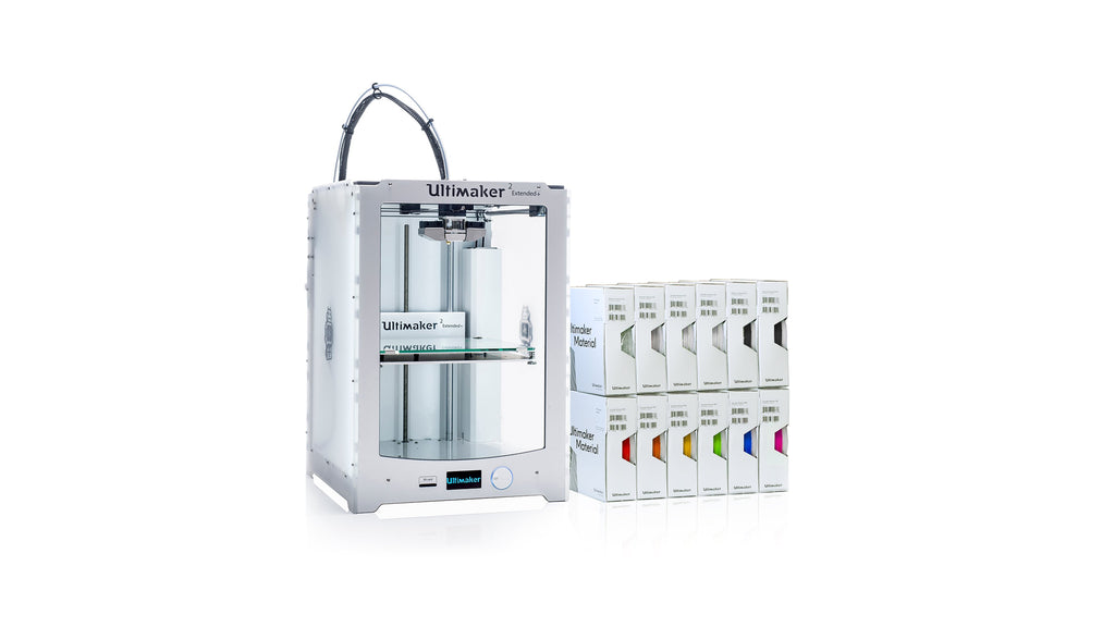 Ultimaker 2+/2 Extended+ Starter Kit (Bundles)