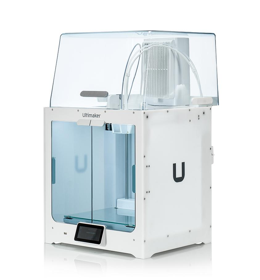 Ultimaker S5 Air Manager - Shop3D.ca