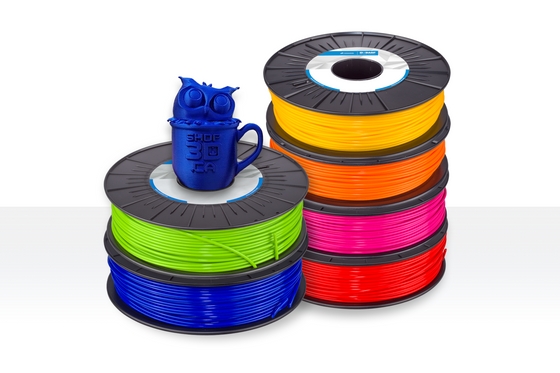 BASF | Ultrafuse® Taste the Rainbow Sampler Pack (6 Spools)