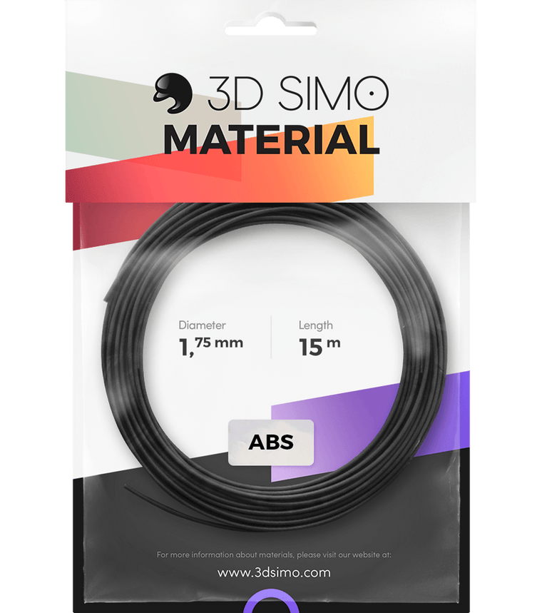 3Dsimo - ABS Packs
