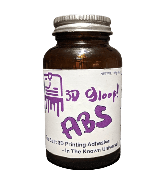 3D Gloop! - Adhesive for 3D Prints - 120ml (4oz)