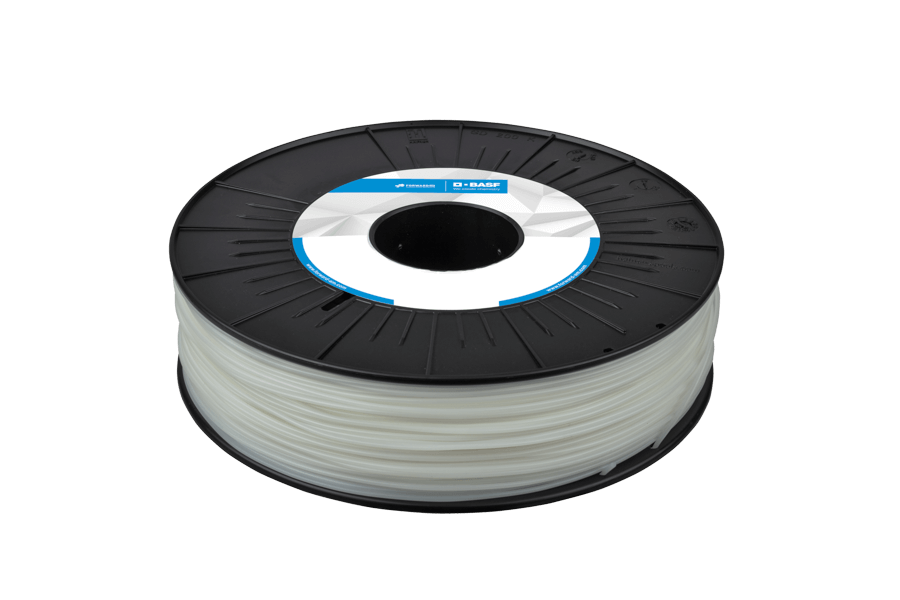 BASF | Ultrafuse® TPU 85A Filament - Natural (Netherlands) - Shop3D.ca