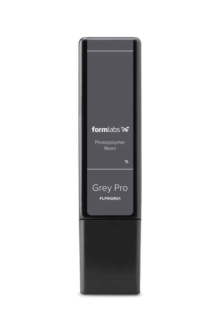 Formlabs Grey Pro Resin Cartridge - Grey Pro V1 (1 Litre OEM)