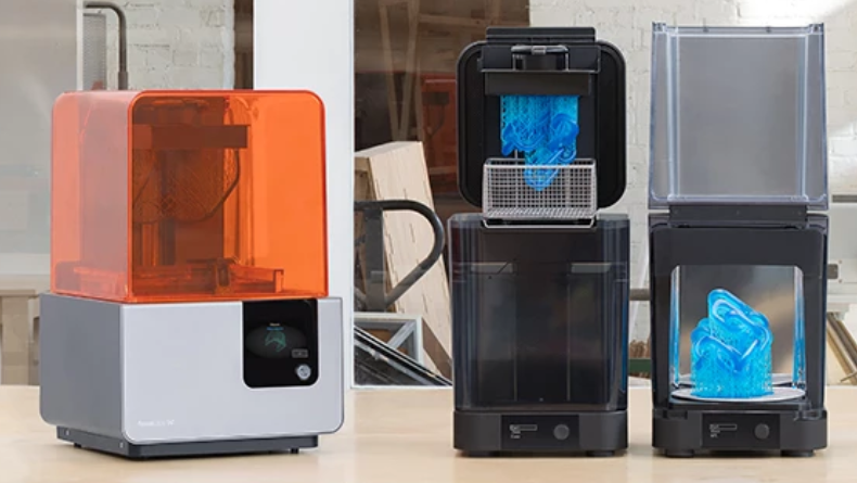 Formlabs Form 2 SLA 3D Printer Complete Package