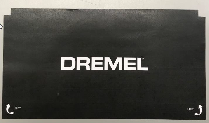 Dremel DigiLab Flex Build Sheets