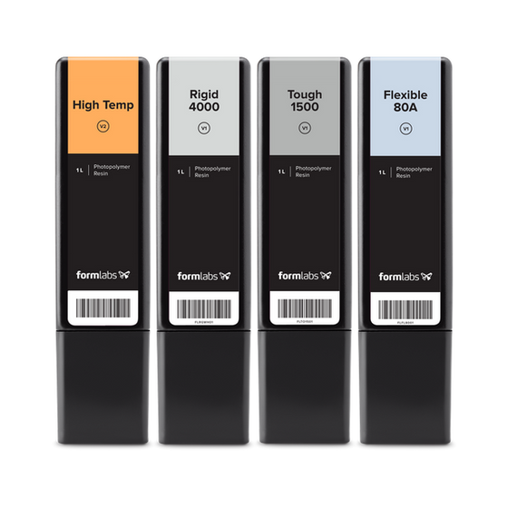 Formlabs Engineering Resin Explorer Pack (Bundle)