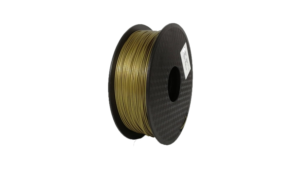 Spiral3D - Frosted Metallic - Bronze - 2.85mm - 1 kg Spool