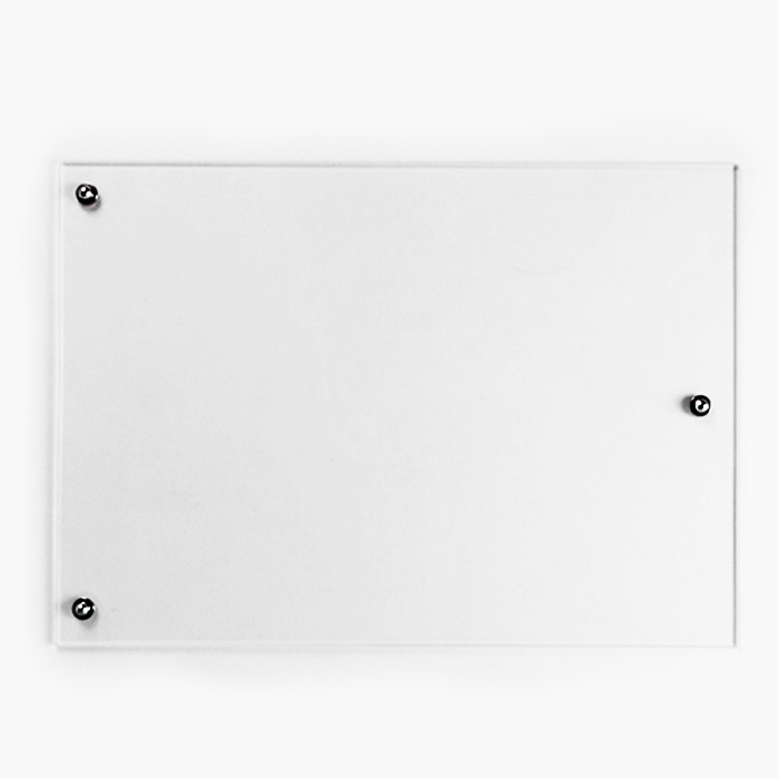 BCN3D Sigma R19 - Magnetic Glass Plate - Small