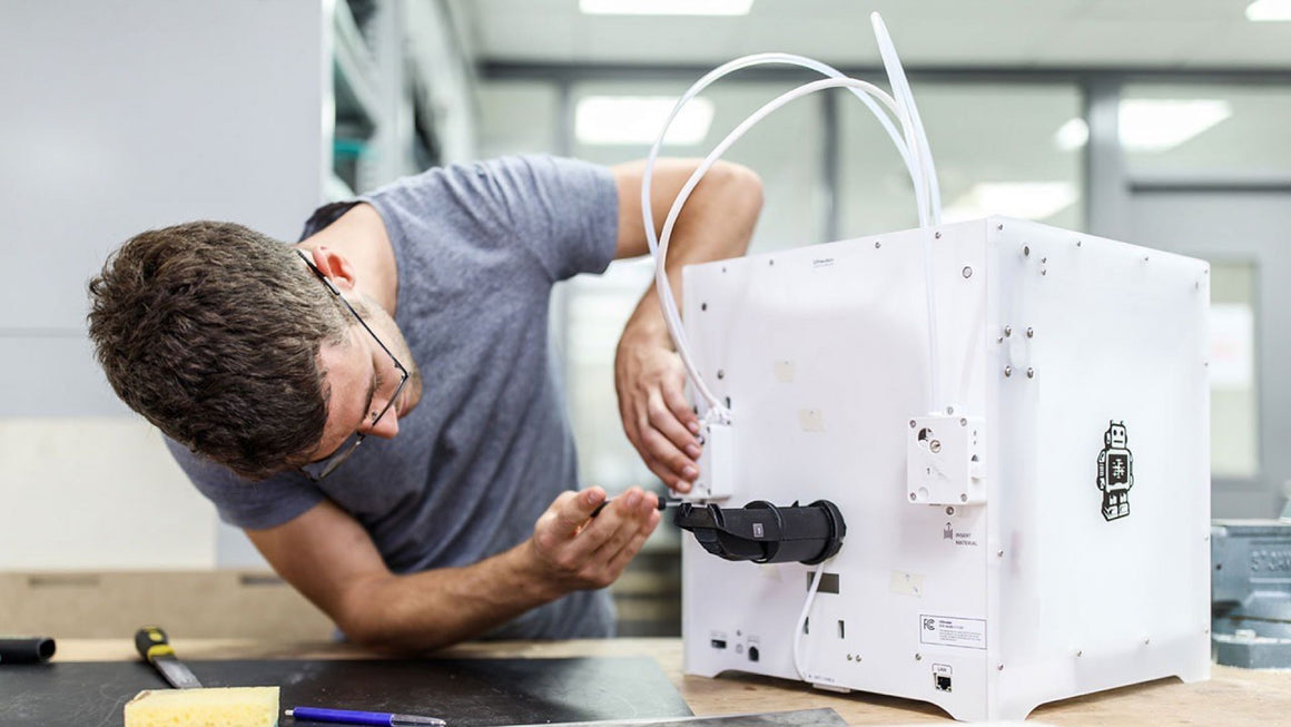 Ultimaker Enhanced Service Plan - 2 Year Extended Warranty