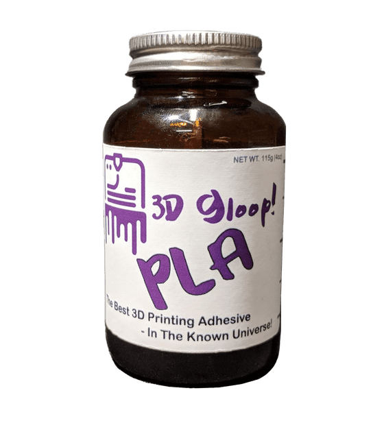 3D Gloop! - Adhesive for 3D Prints - 75ml (2.5oz)