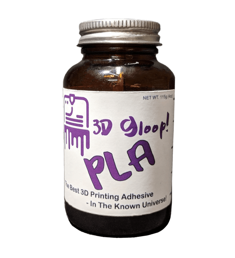 3D Gloop! - Adhesive for 3D Prints - 120ml (4oz) - Shop3D.ca