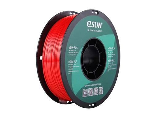 eSun eSilk 3D Printing PLA - 1.75mm 1kg - Shop3D.ca