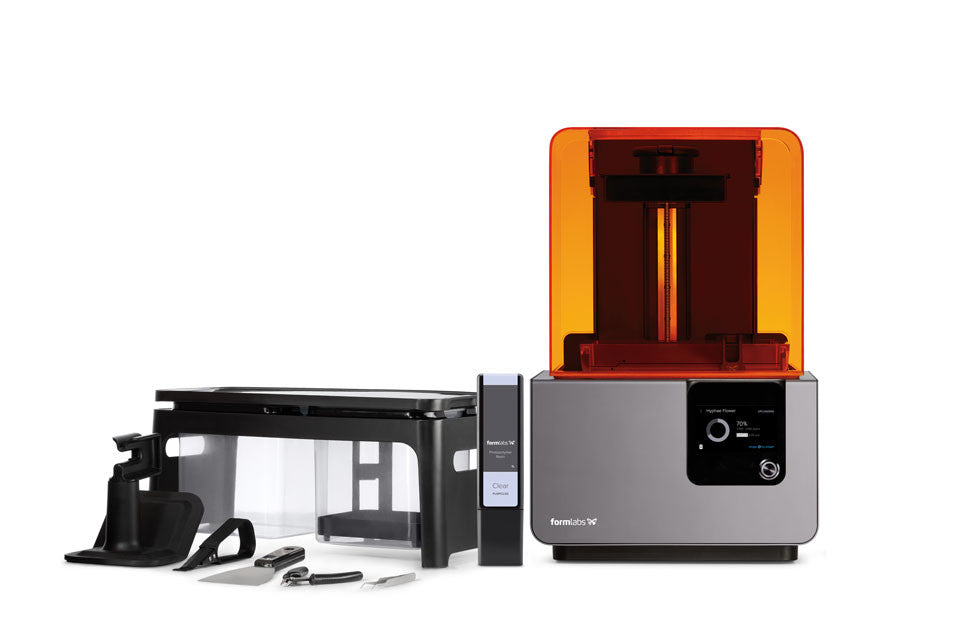 Formlabs Form 2 SLA 3D Printer Starter Kit