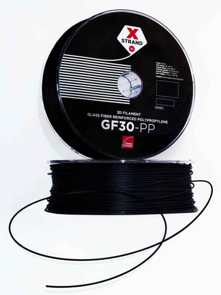 XSTRAND™ Glass Fiber Reinforced Polypropylene | 1.75mm  | Owens Corning Filament