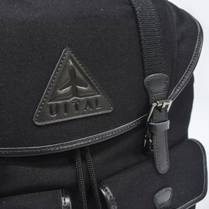#FlyNoire Canvas Laptop Backpack