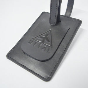 #FlyNoire Luggage Tag
