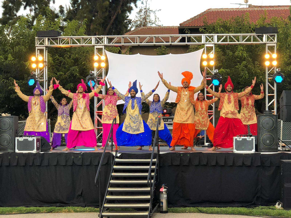 Bhangra and Its Role in Cultural Evolution
