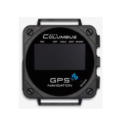 Columbus V-1000 GPS Data Logger Watch