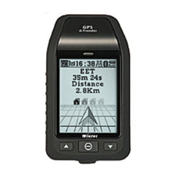 Wintec G-Trender WSG-1000 Waterproof Sport Bluetooth GPS Data Logger (LCD, Barometer, Electronic Compass, Dual Interface - USB/Bluetooth)