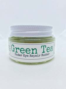 Green tea eye butter