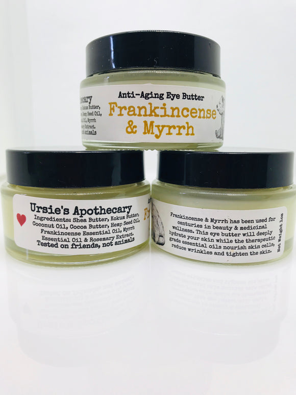 Frankincense & Myrrh eye cream