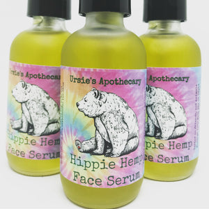 Hippie Hemp face serum