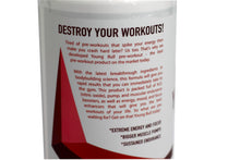 Young Bull PreWorkout (30 Servings) - FREE SHIPPING!