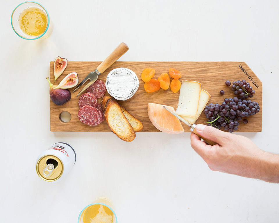 charcuterie board, cutting board, would works, made in LA