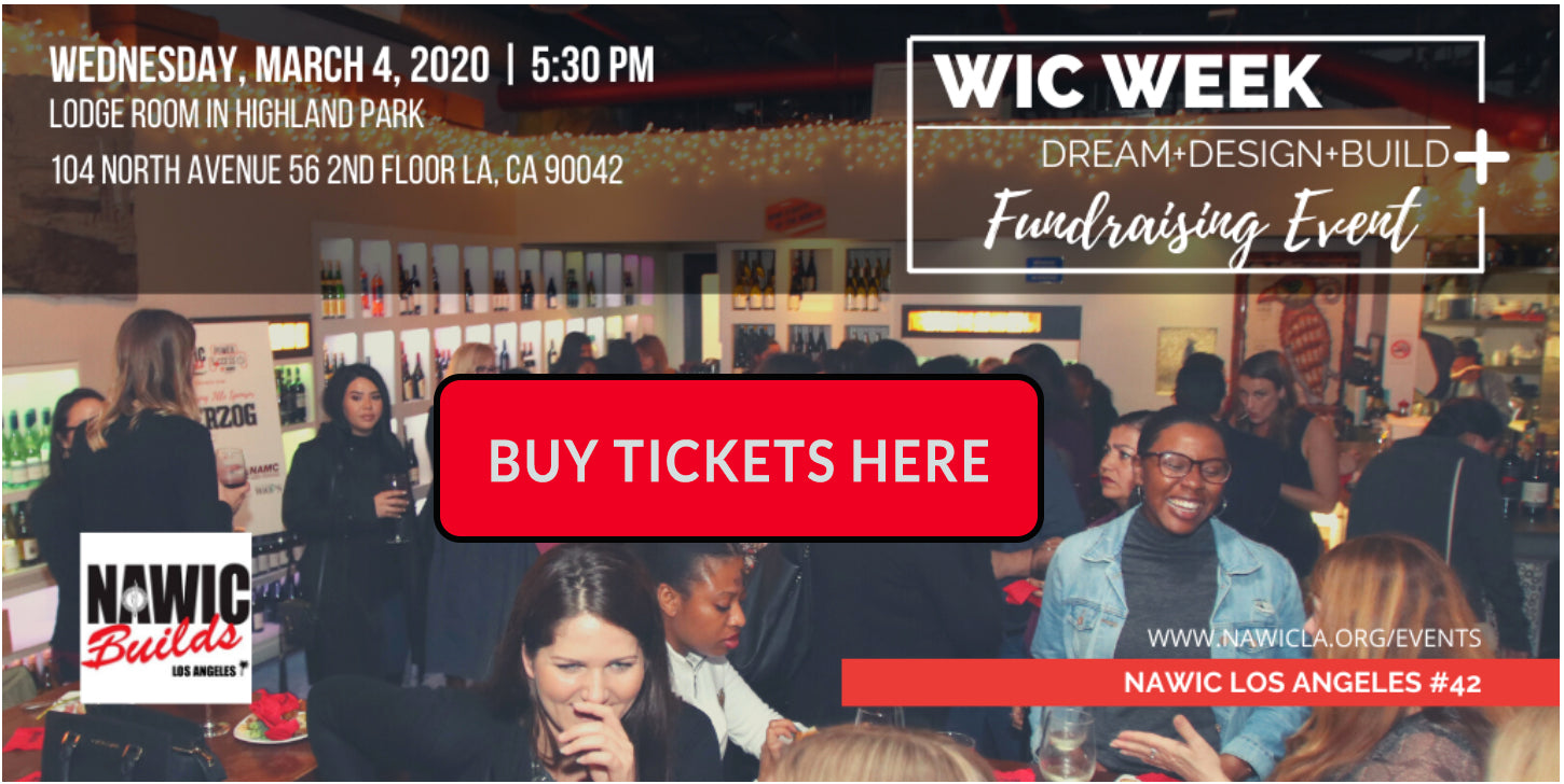 nawic fundraiser 2020 Los angeles, would works