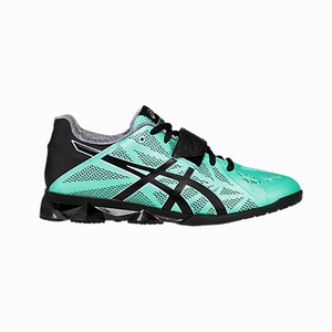 Asics Lift Master Lite Womens Weightlifting Shoes Cockatoo/Black/silver