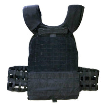 Wod Gear Tactical Weight Vest - Black