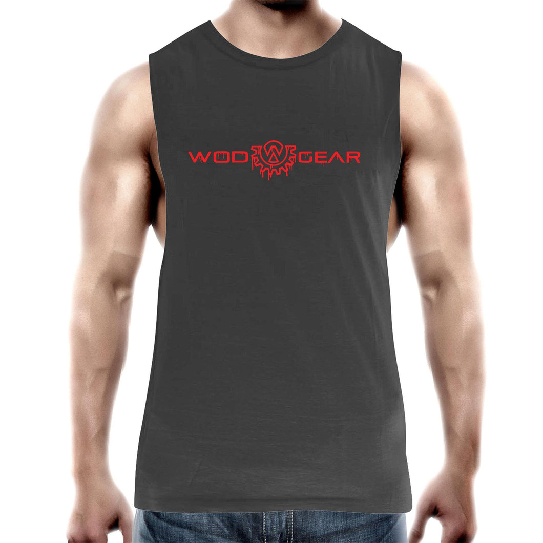 Wod Gear Men's Bloody Sweaty Muscle Tank