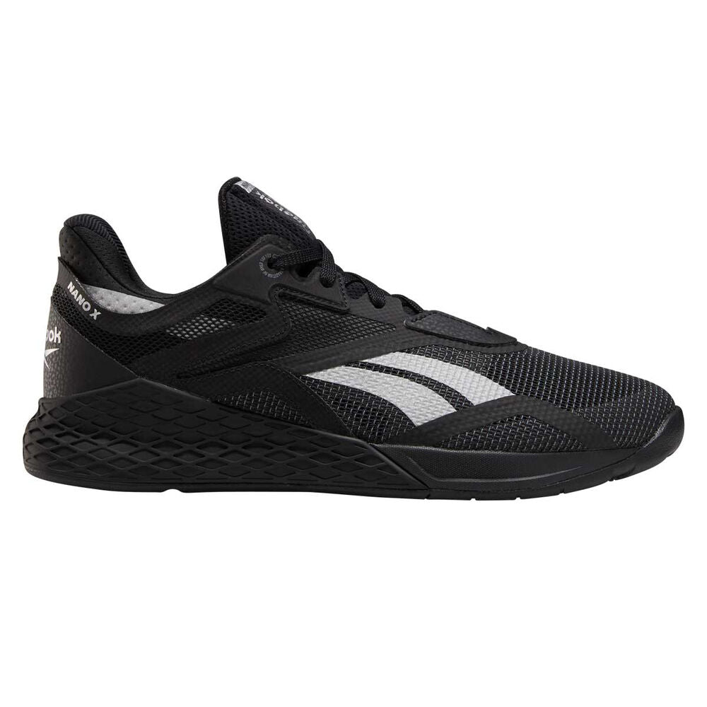 Reebok Nano X Men's Training Shoe - Black/Silver
