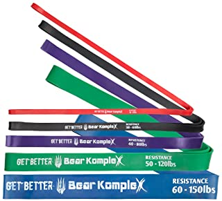 Bear Komplex Resistance Band set