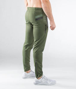 Male & Female KL1 Active Recovery Pants (Au15) Olive Green