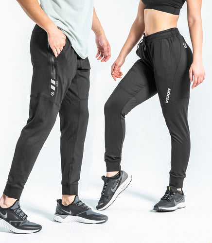 Au26 | BioCeramic™ IconX Performance Track Pants | Black UNISEX