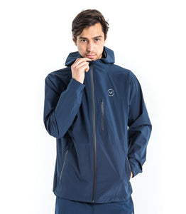 Peak Jacket | Berkeley Blue | H2N01