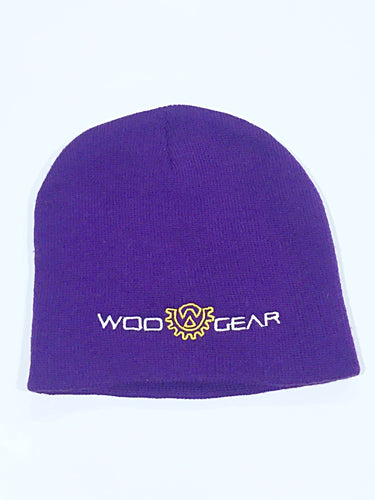 Wod Gear Beanie Purple