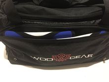 Wod Gear Bag Red Logo