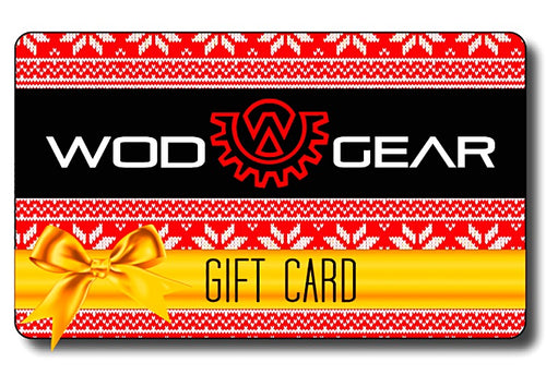 Wod Gear Gift Card