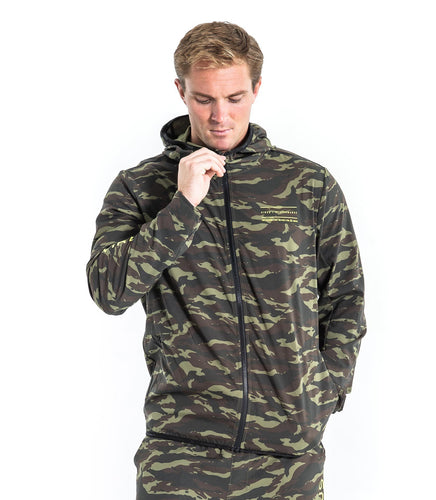 Sierra Jacket | Green Camo | MX02
