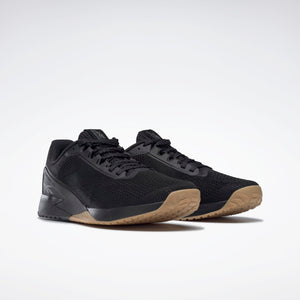 Reebok Nano X1 Mens Training Shoes - Black / Night Black / Reebok Rubber Gum-01