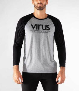 PC62 | Trax Raglan Long Sleeve Tee