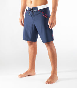 ST12 | Bantam Boardshort Short | Navy/White