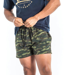 ST14 | High Tide Shield Active Short | OD Green Camo